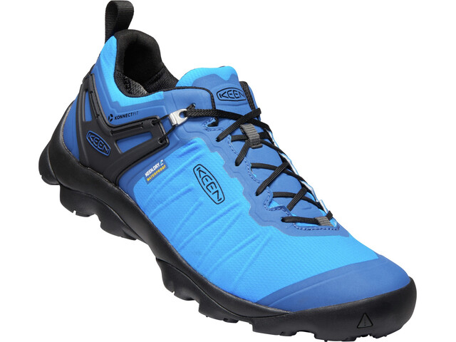Keen Venture WP Shoes Herr galaxy blue/vibrant blue